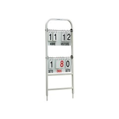 Rink Scoreboard: Outdoor Use
