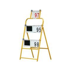 Wide Aggregate Scoreboard