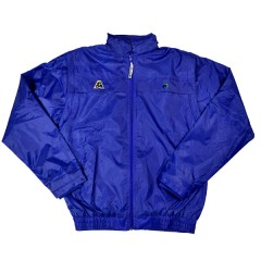 Henselite Rainwear Jacket - Lined Elastic Royal Blue