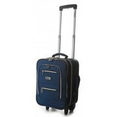 Hunter Bowls Bag: Roll A Bowl Platinum Navy 2 Tone
