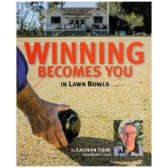 Book: Winning Becomes You - Lachlan Tighe